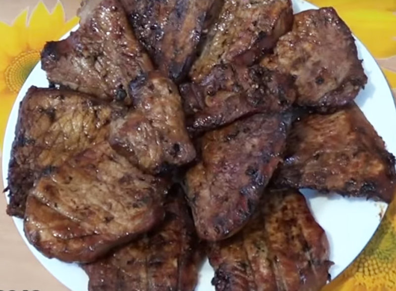 Мягкий и вкусный шашлык из говядины. рецепты и маринады для приготовления сочного мяса на мангале.
