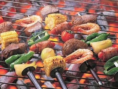 Как правильно готовить барбекю? | dr. prof