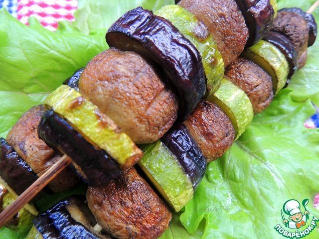 Макароны с грибами в мультиварке - 7 пошаговых фото в рецепте