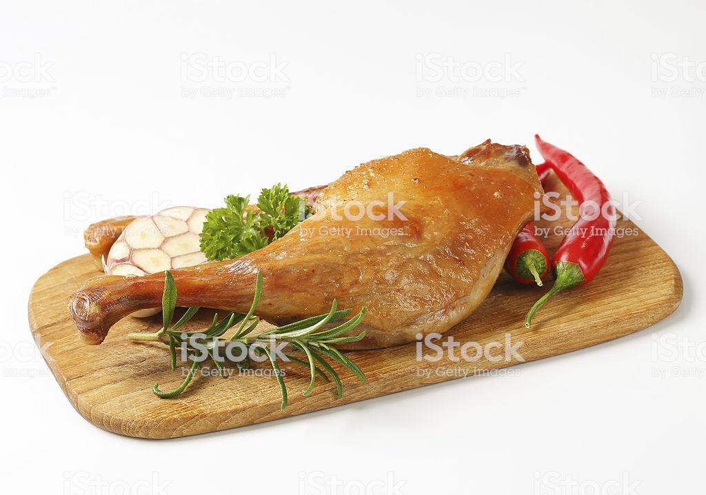 Как приготовить шашлык из утки?