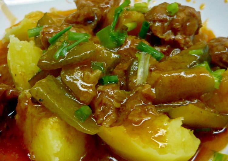 Азу по-татарски — классические рецепты приготовления