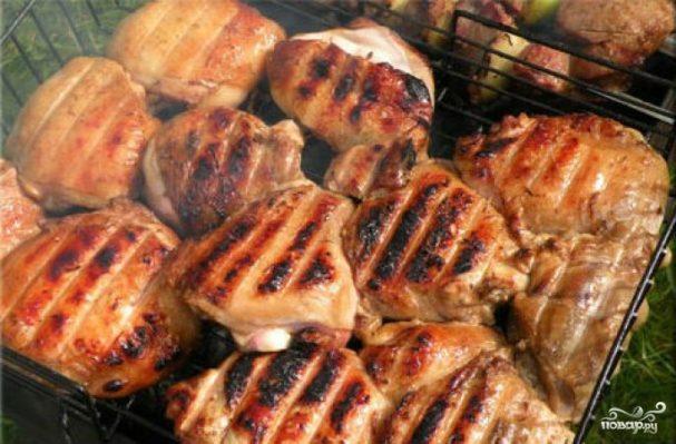 Шашлык из курицы: самый вкусный рецепт