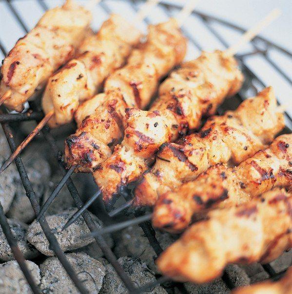 Куриное филе рецепты  как замариновать куриный шашлык
