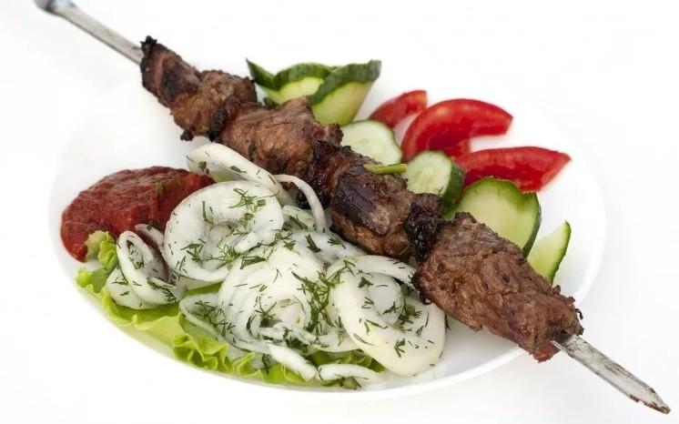 Маринад для шашлыка из свинины чтобы мясо было мягким и сочным