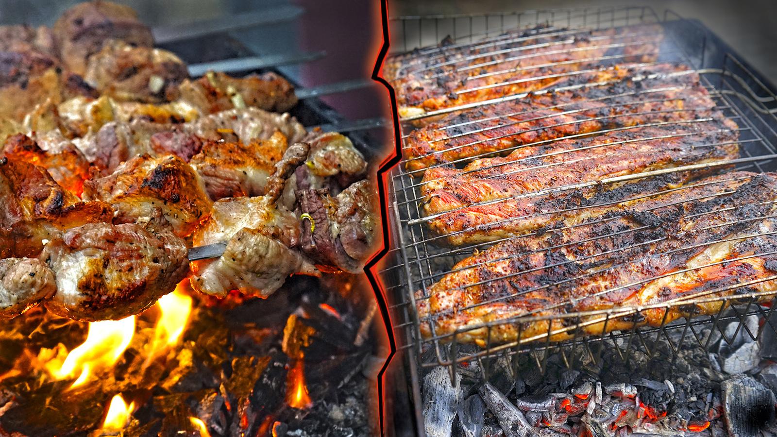 Как правильно приготовить маринад для свиных ребрышек на мангале?