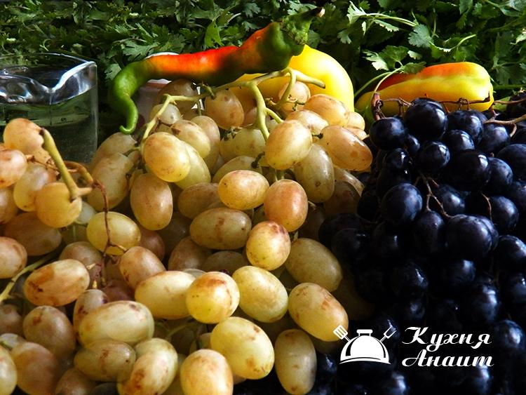 Лучшие рецепты маринованного винограда на зиму