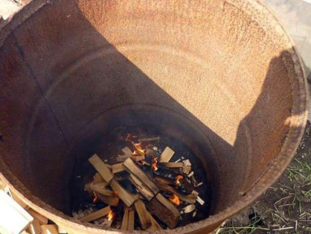 Оборудование для производства древесного угля