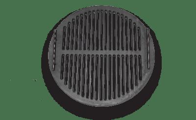 Порядовка барбекю с казаном из кирпича: кладочные чертежи мангала с печкой своими руками