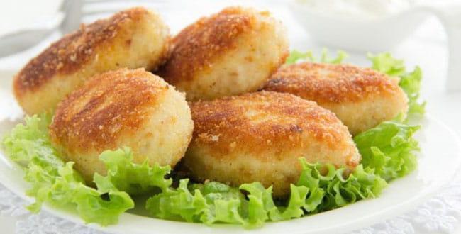 Куриные котлеты из филе, фарша: 114 домашних вкусных рецепта
