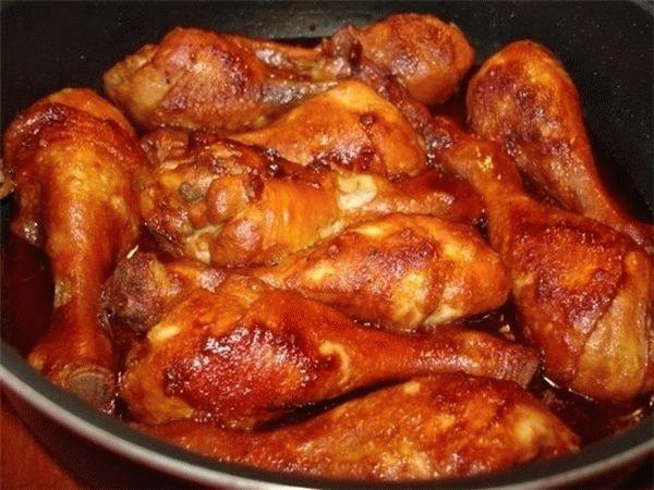 Пожарить курицу на сковороде с корочкой