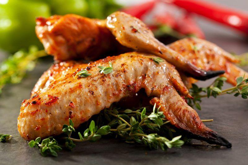 Рецепты маринада для крылышек. вкуснейший шашлык из куриных крылышек
