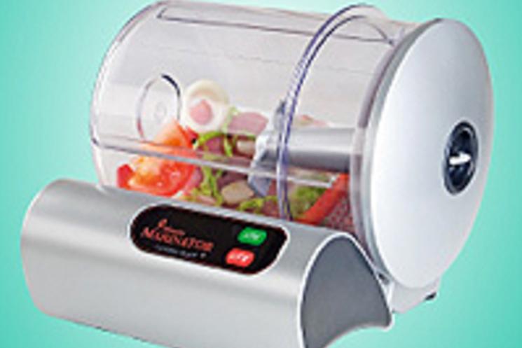 Маринатор «9 минут» маринует овощи и мясо всего за 9 минут! - pdf free download