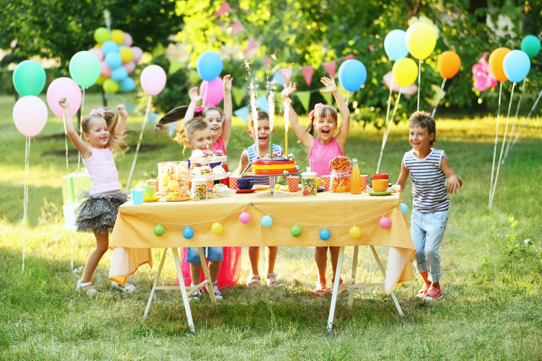 Детский пикник - что приготовить?