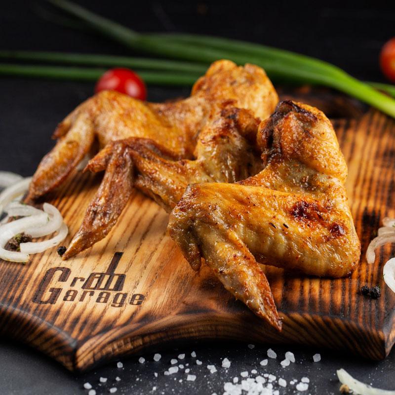 Как вкусно замариновать для шашлыка куриные крылышки