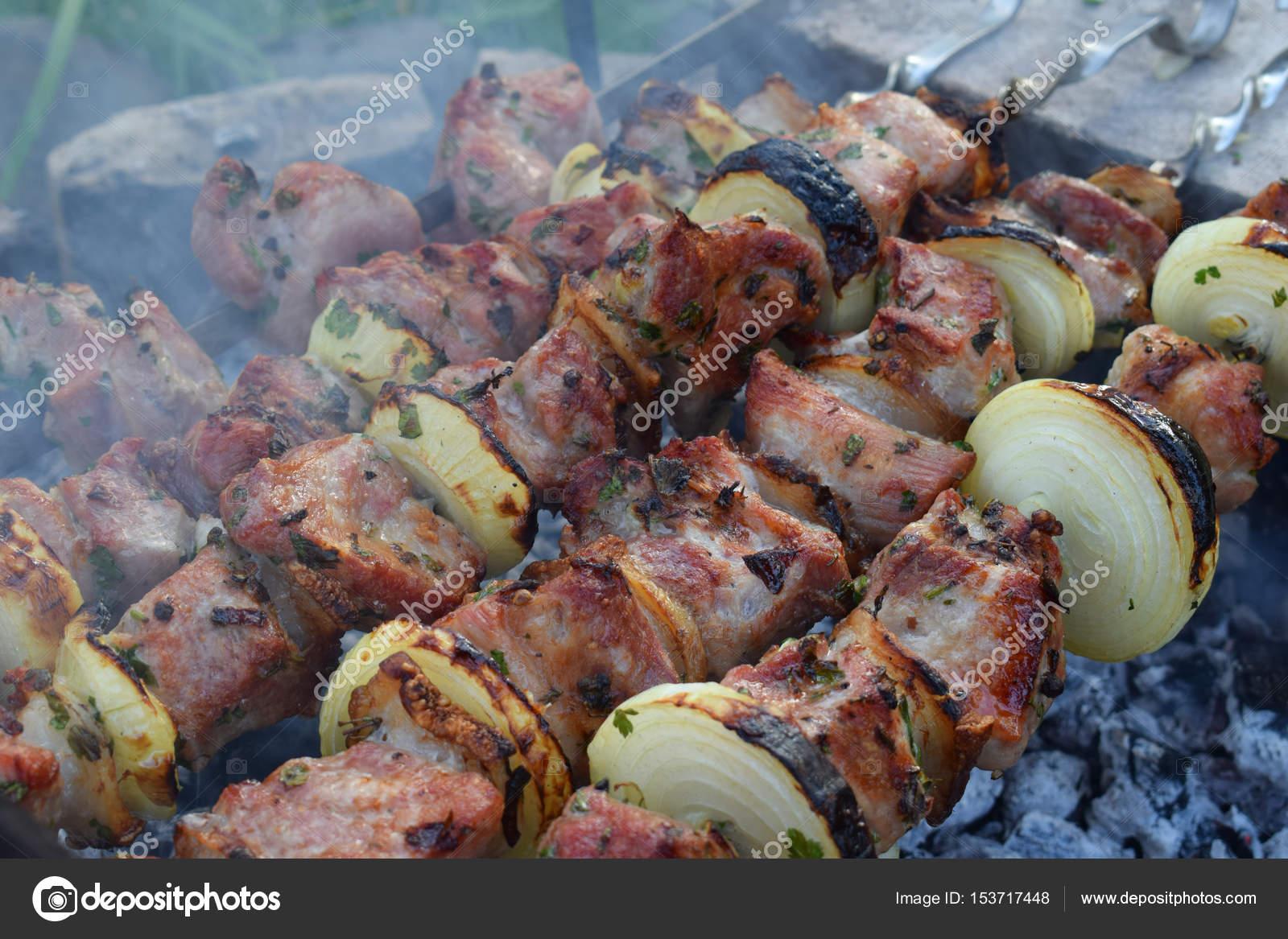 Потрясающе вкусные овощи и грибы на мангале: украшаем пикник вкуснейшим блюдом