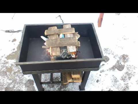 Краска для мангалов: термостойкая, огнеупорная, жаропрочная краска по металлу для мангаловв баллончиках , чем покрасить мангал. – gidkaminov