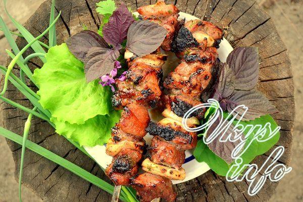 Шашлык из свинины: топ 6 самых вкусных маринадов, чтобы мясо было мягким и сочным