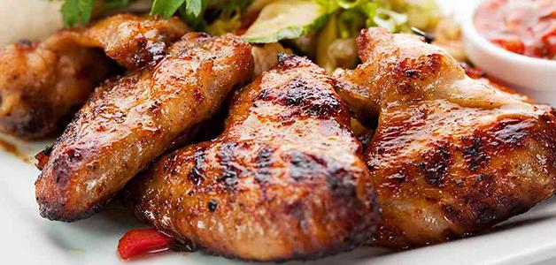 Шашлык из куриных крылышек маринад самый вкусный