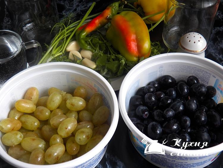 Маринованный виноград: 13 лучших пошаговых рецептов приготовления на зиму