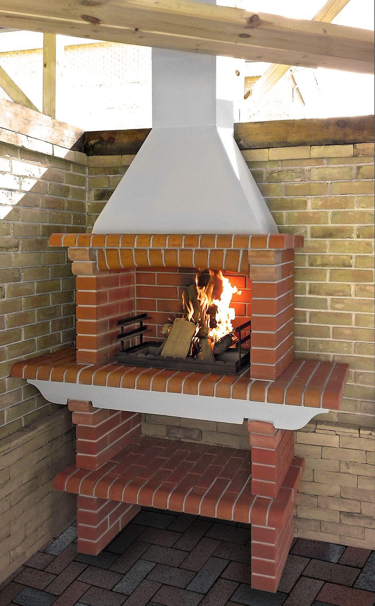 Беседка с мангалом (142 фото): вытяжка из кирпича, конструкции с печкой, мангальная печь с дымоходом, как сделать просто и красиво