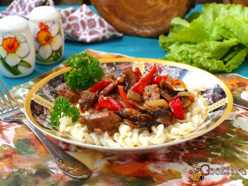 Свинина на сковороде - 399 домашних вкусных рецептов приготовления