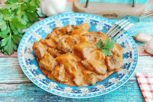 Рецепт отбивных из говядины на сковороде - 7 пошаговых фото в рецепте
