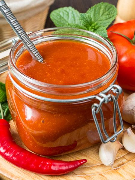 Рецепт соуса барбекю и самые вкусные блюда с ним - очень вкусно!