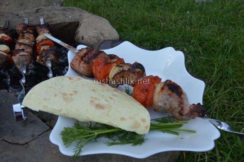 Маринад для шашлыка из свинины, пошаговые рецепты приготовления