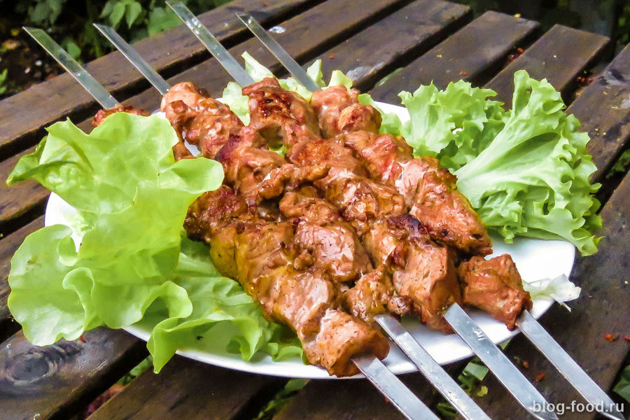 Самый вкусный маринад для свиного шашлыка - лучшие рецепты