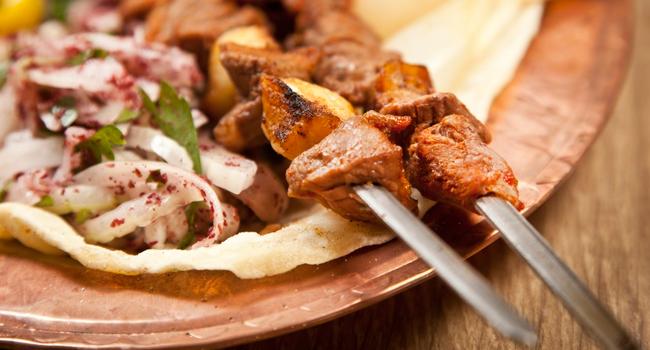 Секрет приготовления армянского шашлыка из сочной свинины