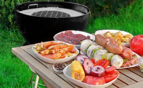 Что взять на пикник из еды: список и меню
