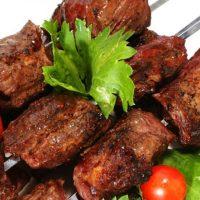 Маринад для шашлыка (для говядины) с уксусом, с киви, с кефиром