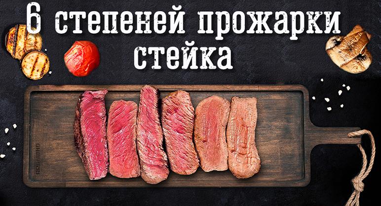 18 разных стейков: чем они отличаются и как их правильно жарить