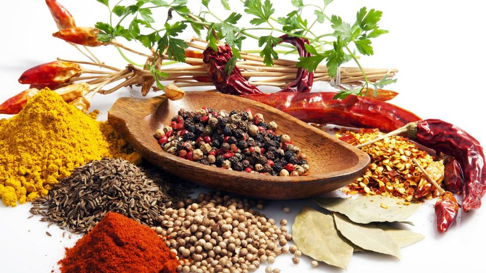 Приправы, специи и пряности для мяса | фоторецепт