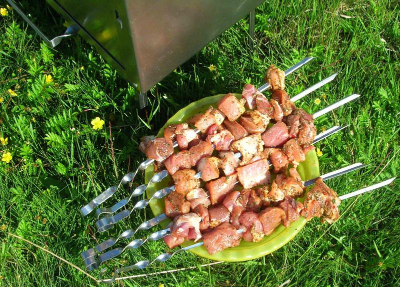 Самый вкусный маринад для шашлыка из говядины: чтобы мясо было мягким и сочным.