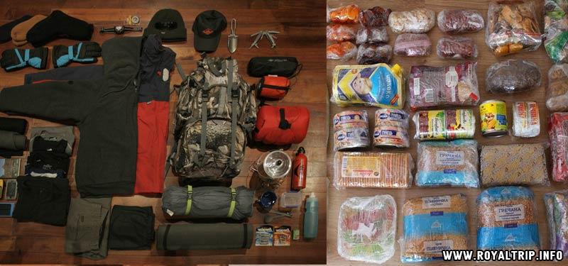 Что взять в поход в лес или горы: советы туристов