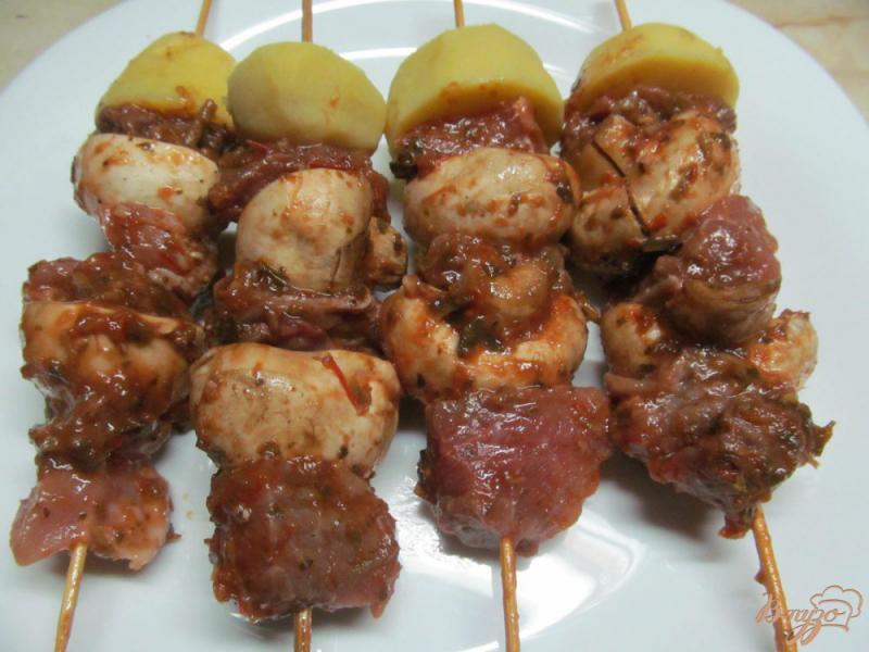 Свинина с шампиньонами - 76 домашних вкусных рецептов приготовления