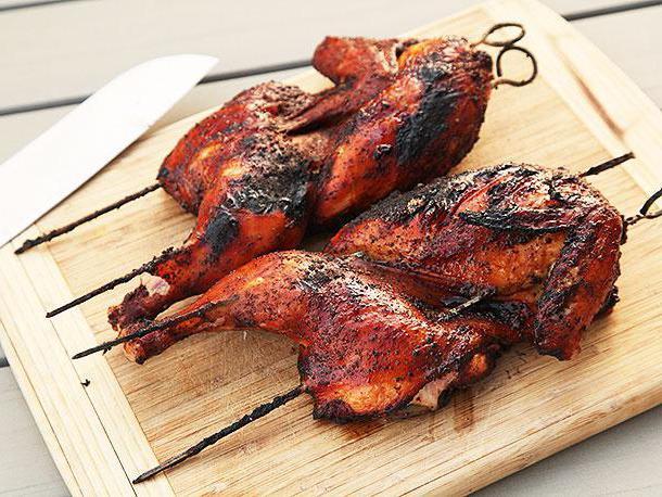 Вкусный маринад для шашлыка из курицы