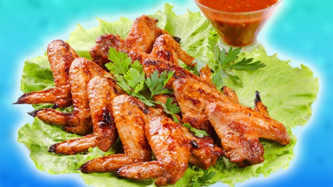 Как приготовить куриные крылышки на мангале быстро, вкусно и просто