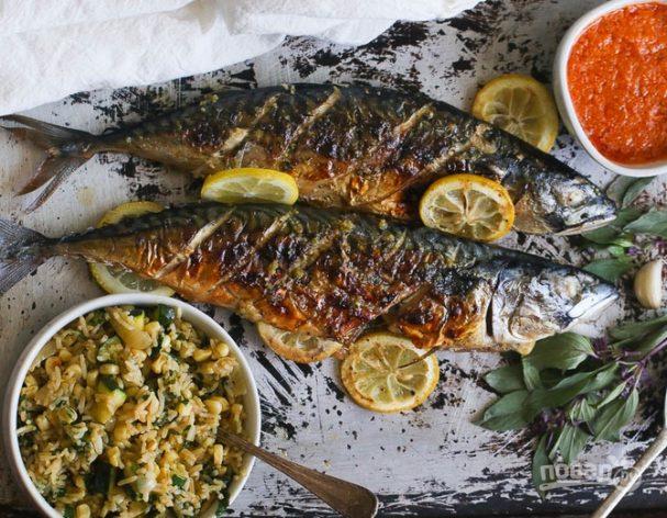 Маринад для шашлыка из скумбрии: 7 рецептов, советы по приготовлению