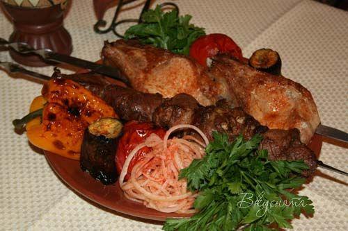 Грузинские соусы