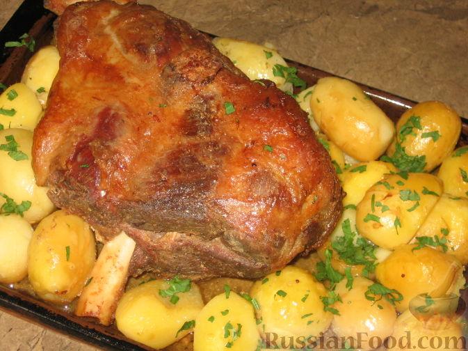 Как приготовить баранину в духовке, чтобы мясо было мягким и сочным: 5 простых рецептов