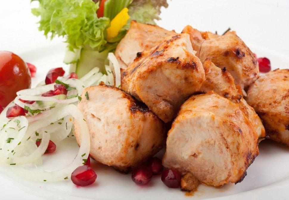 Сочный шашлык из курицы – 38 вкусных маринадов