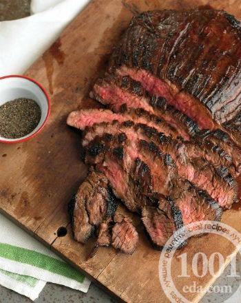 Как пожарить стейк из говядины в духовке