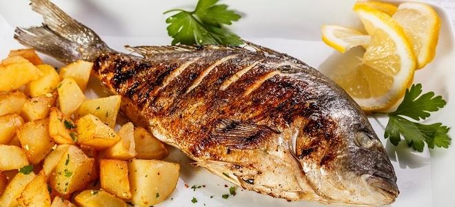 Какая рыба лучше подходит для шашлыка
