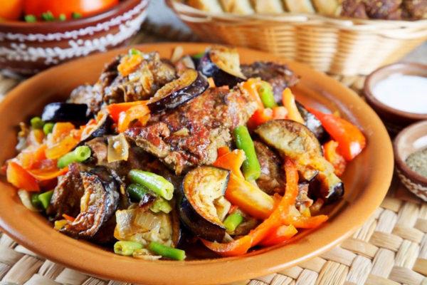 Баранья лопатка рецепты приготовления на сковороде. баранина жареная с луком на сковороде рецепт