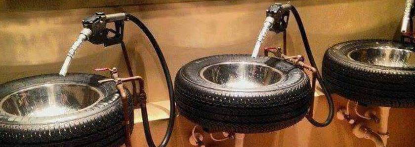 Как своими руками сделать печь под казан из автомобильных дисков