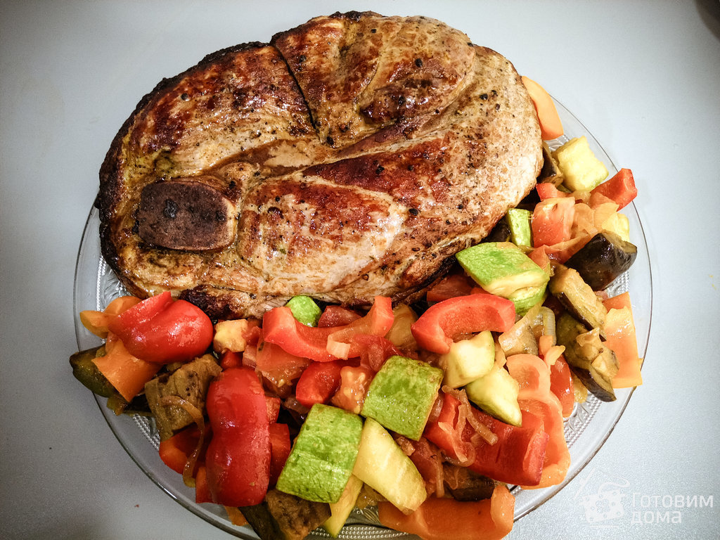 Свинина, тушённая с овощами: вкуснейших рецептов