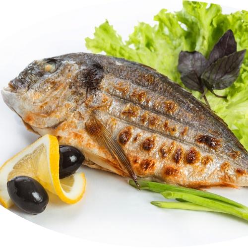 Дорадо на мангале: рецепт приготовления в фольге. как приготовить маринад для рыбы и сколько по времени ее жарить?