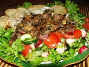 Люля-кебаб из говядины в духовке – три отличных рецепта